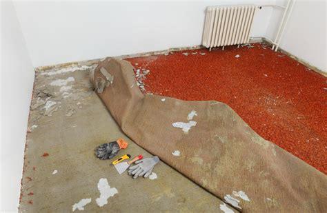 Verklebten Teppichboden Lösen by Teppichboden Entfernen 187 Mit Diesen Kosten Ist Zu Rechnen