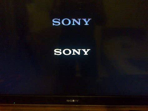lcd sony kdl 32bx355 con doble imagen en pantalla yoreparo