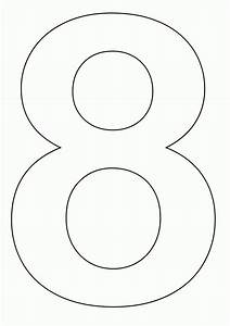Coloring Pages Of Number 8 | Free Coloring Pages - AZ ...