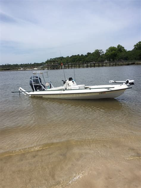Flats Boats For Sale In Ga by 2008 Ranger Ghost Flats Boat Brunswick Ga The Hull