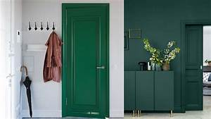 Green, Interior, Design, Ideas, -, Greenery, Pantone, U0026, 39, S, 2017, Color, Of, The, Year