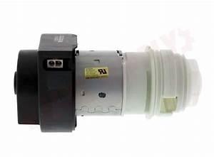 154859101   Frigidaire Dishwasher Circulation Pump  U0026 Motor