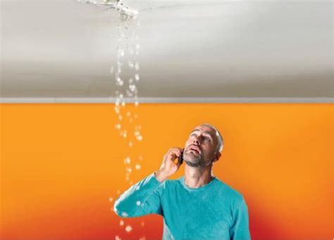 water leaking out of ceiling fan worried about water damage free advice from a plumber in
