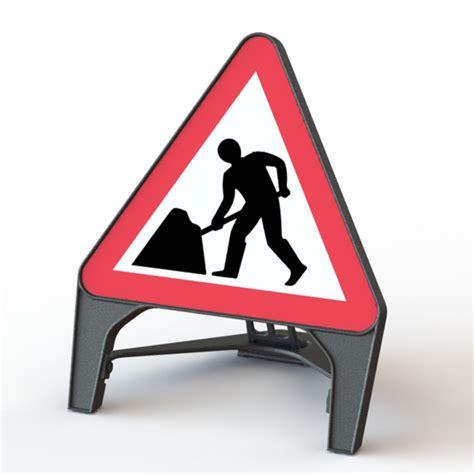 Melba Swintex | Q-Sign Temporary Sign | Traffic Management