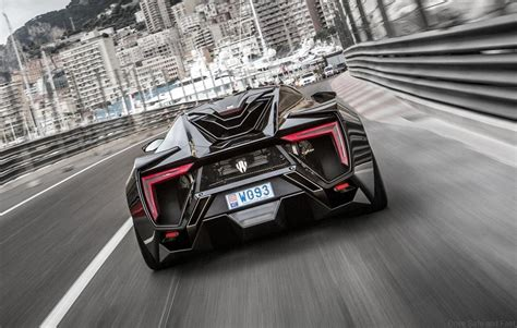 Picture Of the Day, Lykan HyperSport Hypercar - Drive Safe ...
