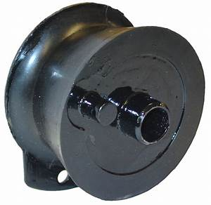 Fds299 - Rubber Seat Spring  --- Left Hand
