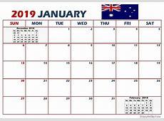 Calendar 2019 Australia Home Design Decorating Ideas