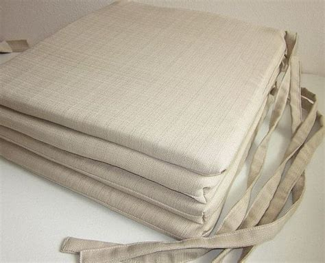 dining chair cushions  ties images