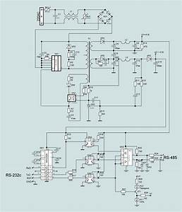 Rs232 To Rs485 Converter Diagram  Rs232  Free Engine Image