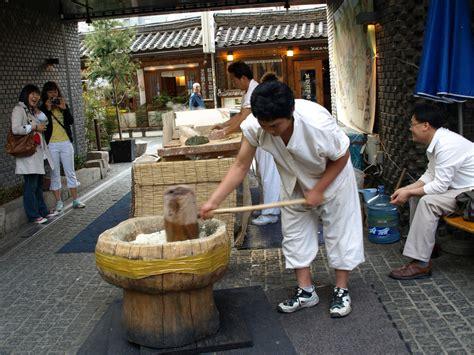 korean rice cake day garaetteok celebration