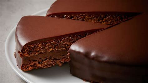 recette de gâteau d 39 anniversaire au chocolat doux de
