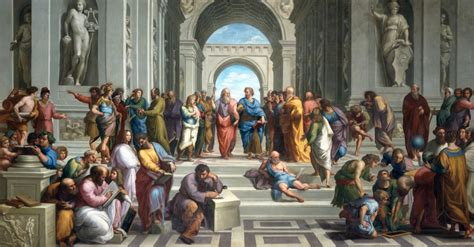 The School of Athens | School of athens, History painting ...