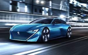 Peugeot Voiture Autonome : la voiture autonome et hybride rechargeable peugeot se pr cise gr ce au concept instinct l ~ Voncanada.com Idées de Décoration