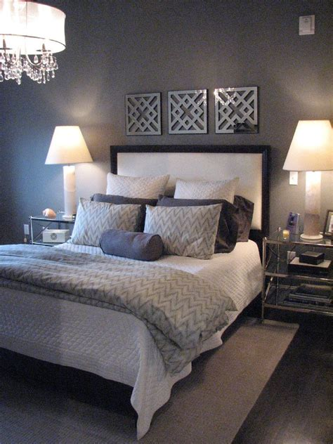 Bedroom Design Ideas Grey Walls by Master Bedroom Design Idea In Franklin Tn House Ideas