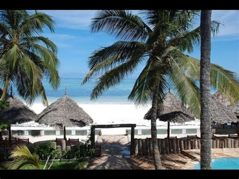 السياحة المذهلة  تغطية الأخ مهند لجزيرة زنجبار تنزانيا
