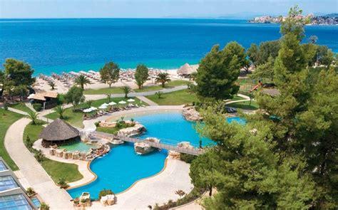 Porto Salonicco by Porto Carras Grand Resort Sithonia Halkidiki Greece Book