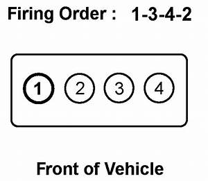I Am Looking For The Firing Order So I Know Where Cylinder