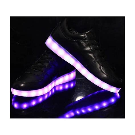 led shoe light up sneaker with led sole