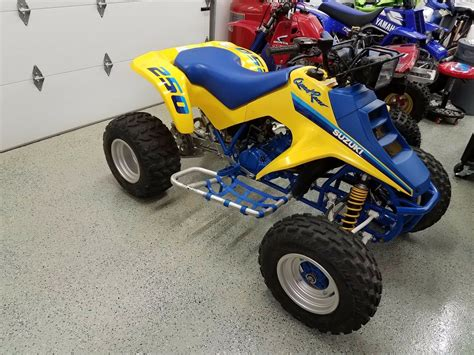 Suzuki Lt250r For Sale by 1990 Suzuki Lt250r Quadracer Used Suzuki Quadracer For