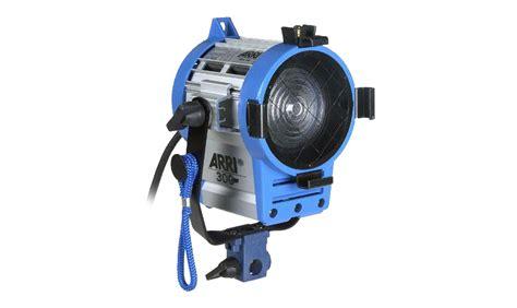 arri tungsten fresnel 300w production gear rentals