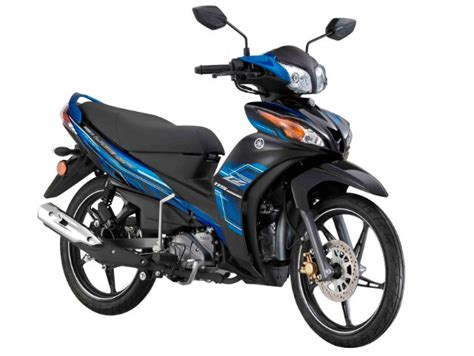 yamaha lagenda 115z price in malaysia from rm5 683 specs review