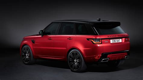 Rover Range Rover Sport 4k Wallpapers by 2017 Range Rover Sport Autobiography 4k 2 Wallpaper Hd