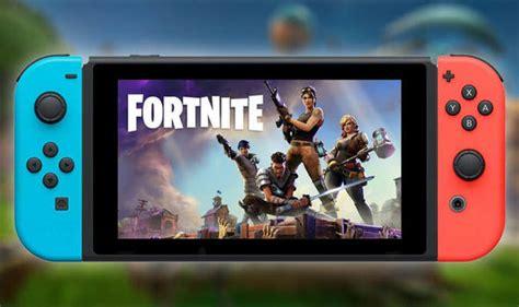 fortnite nintendo switch update  demand port