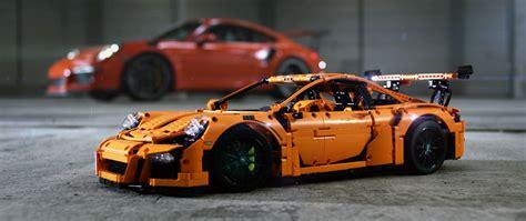 lego technic porsche 911 gt3 rs brickfinder win a lego technic porsche 911 gt3