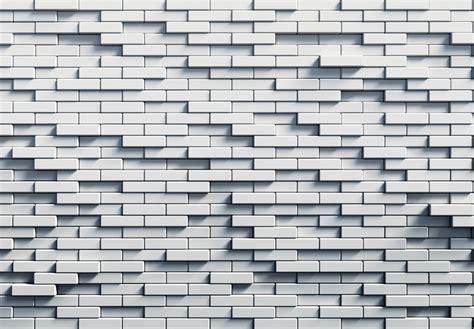 papier peint mur de briques effet 3d e papier peint