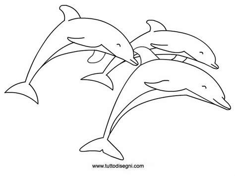 tavolozza colori da disegnare disegni da colorare delfini