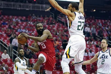 18-19 #161 : Houston Rockets vs Utah Jazz - DD Pronostics