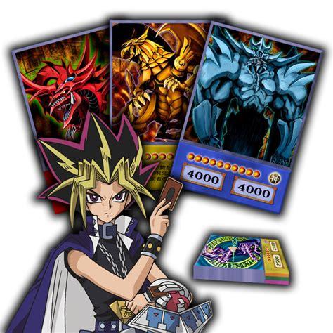 yugi anime deck yugiohoricasofficial by