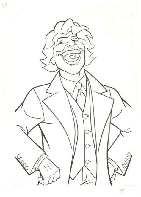 joker coloring pages kidsuki