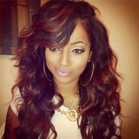 Sew In Hairstyles That Look by 7 Sew In Hairstyles For Black Xcsunnyhair Just
