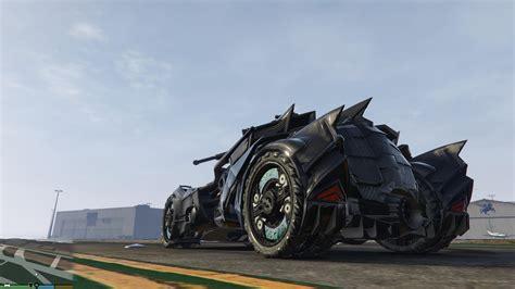 Best Gta 5 Mods Batmobile Mk2 Gta5 Mods