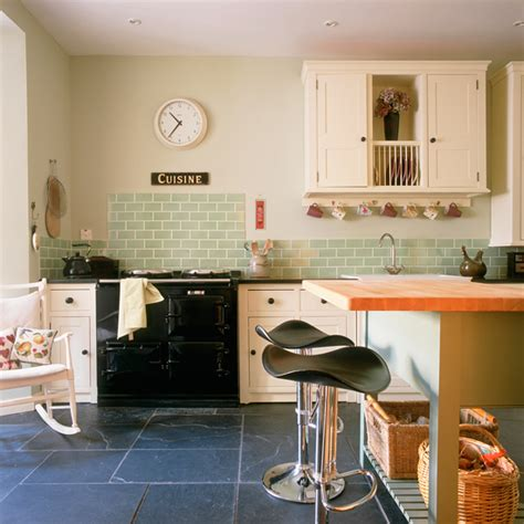 Kitchen Cabinets Paint Ideas - green kitchen colour ideas home trends ideal home