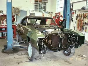 Mwb Auto 1969 Pontiac Firebird Restoration