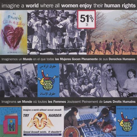 center  womens global leadership poster collection