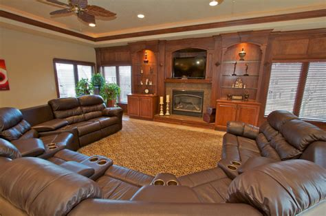 minnesota cabinet maker custom entertainment centers