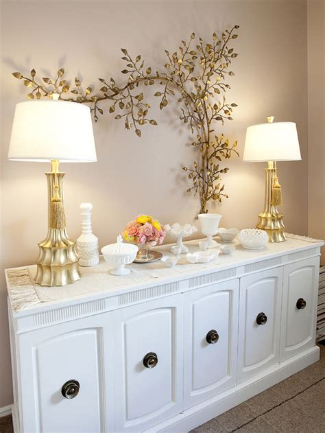 trend  interior white  gold colors messagenote