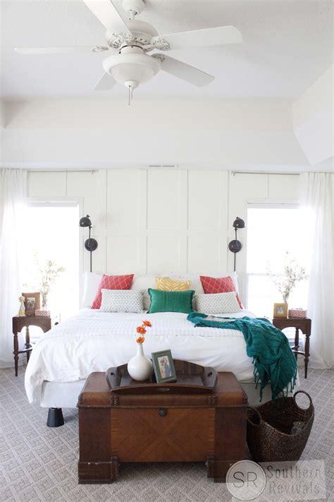 My Under $500 Master Bedroom Makeover  Southern Revivals
