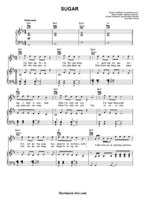 sugar sheet  maroon  sugar piano sheet