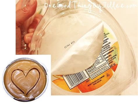 remove sticker residue how to remove sticker goo one good thing by jillee