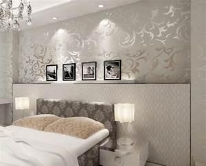Tapeten Modern Schlafzimmer : tapete grau wohnzimmer umleiten wohnzimmer auf art tapeten plus ausgezeichnet badezimmer akzent ~ Markanthonyermac.com Haus und Dekorationen