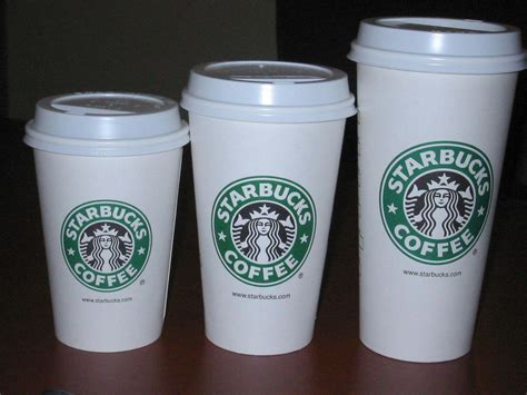 starbuck sizes insanely awe dical