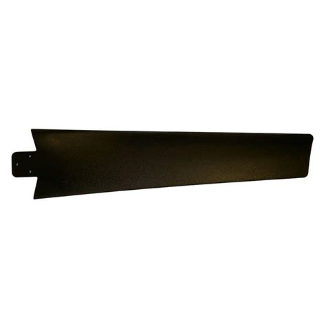 replacement ceiling fan blades replacement single blade for havana natural iron ceiling