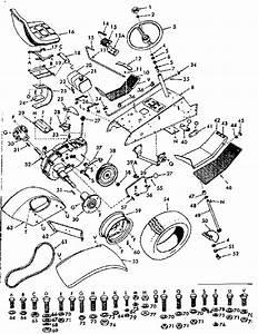 Craftsman Ss  16 Tractor Parts