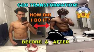 How Long Does It Take To Build Muscle  - Body Transformation