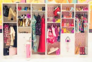 Barbie Fashionistas Closet by Blog Da Relza O Closet Da Barbie