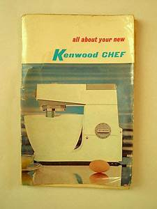 Kenwood Chef A701 Manual